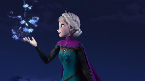 """Des internautes réclament le coming out de """"La Reine des neiges"""""""