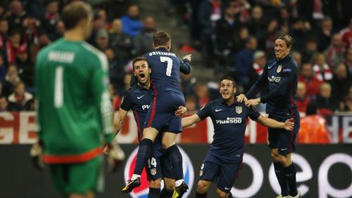 Ligue des Champions : l'Atletico Madrid se qualifie pour la finale malgré sa défaite à Munich (2-1)