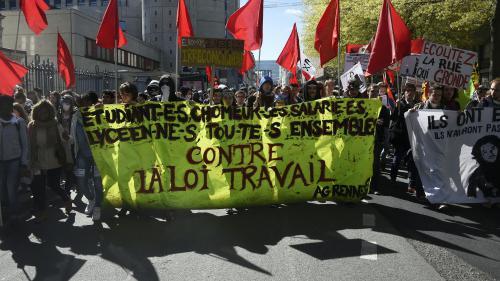 Loi Travail : sixième journée de mobilisation