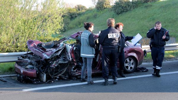 Nord : trois accidents, une course-poursuite et un mort sur l'A16