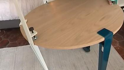 À la découverte de meubles ingénieux pour gagner de la place