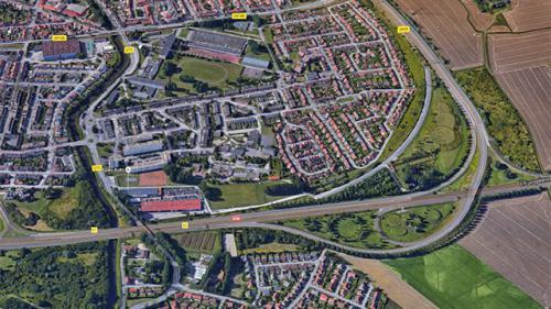 Nord : l'A16 coupée à la circulation près de Dunkerque après une course-poursuite entre des policiers et des passeurs présumés