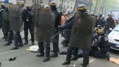 """Les policiers veulent manifester pour dénoncer la haine """"anti-flic"""""""
