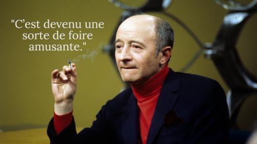 Michel Audiard : la saga du tonton gouailleur