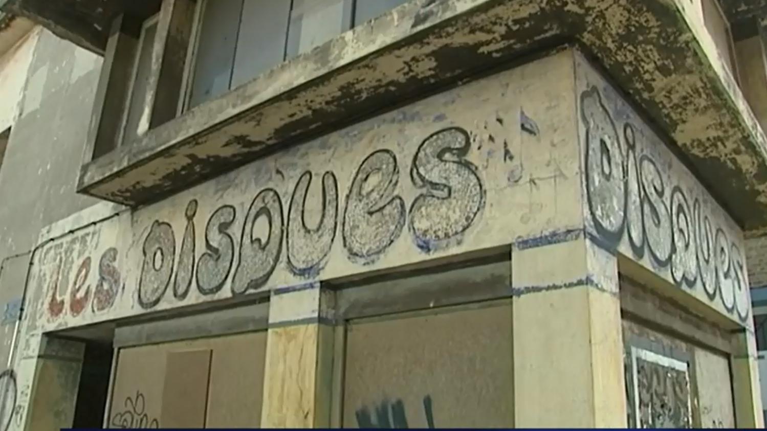 Dunkerque Les Disques Nouveau Monument Historique