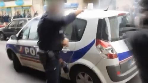 Policiers agressés : trois suspects remis en liberté