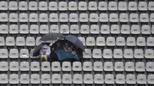 DIRECT. Roland-Garros : les matchs de la 7e journée interrompus par les orages