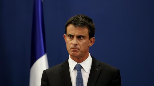 Crise du carburant : Manuel Valls veut rester ferme