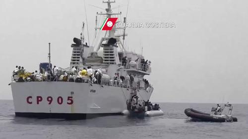 Environ 700 migrants ont péri en une semaine en Méditerranée, selon l'ONU