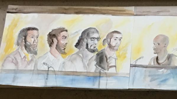 """De l'Alsace à la Syrie, sept jihadistes de la """"filière de Strasbourg"""" devant la justice"""