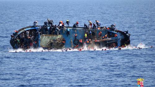 Au moins 880 migrants sont morts la semaine dernière en Méditerranée, selon le Haut commissariat aux réfugiés