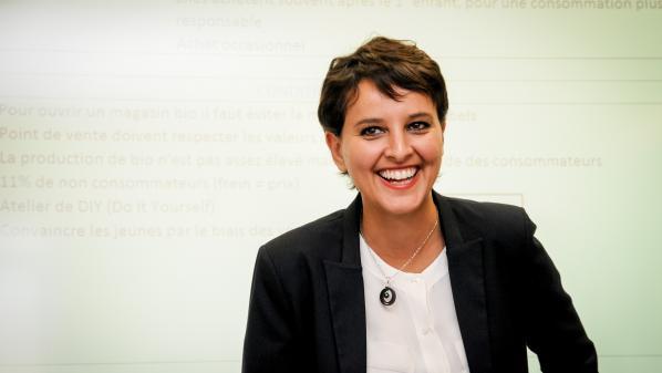 """VIDEO. Najat Vallaud-Belkacem promet de la """"bienveillance"""" pour les candidats au bac affectés par les grèves ou les inondations"""