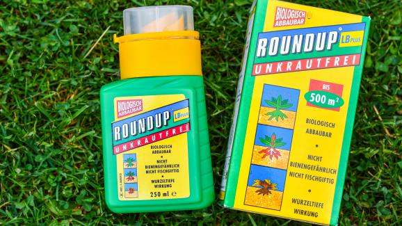 Le Roundup, célèbre herbicide de Monsanto, contient du glyphosate, une substance controversée.