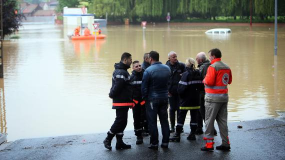 Inondations montargis gravement touch e - Meteo bruay la buissiere ...