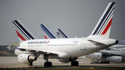 Grève à Air France : 30% des vols annulés