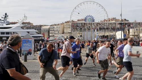 Euro 2016 : 116 personnes interpellées pour violences