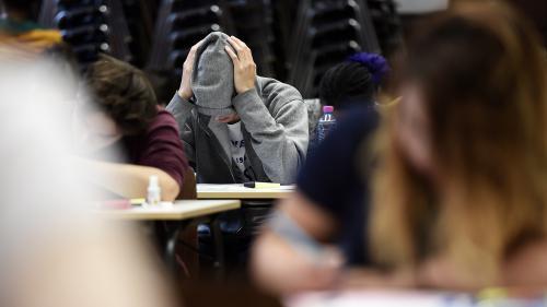 Bac : une pétition réclame l'annulation d'une épreuve d'anglais jugée trop ardue