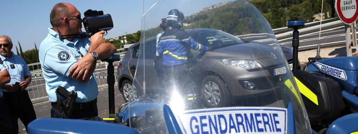 De retour des 24 heures du mans il est flash 250 km h sur l 39 autoroute - Gendarmerie salon de provence ...