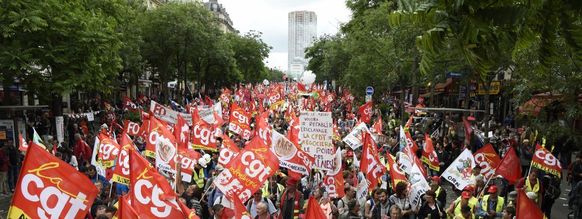 Manifestation Finalement Autorisee Contre La Loi Travail Pourquoi