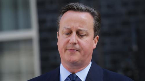 Comment David Cameron s'est tiré une balle dans le pied avec le référendum sur le Brexit