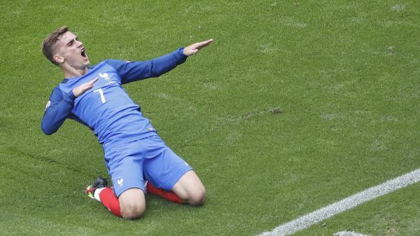 Euro 2016 : la France bat l'Irlande 2-1