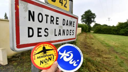 DIRECT. Pour ou contre l'aéroport de Notre-Dame-des-Landes : la Loire-Atlantique appelée aux urnes