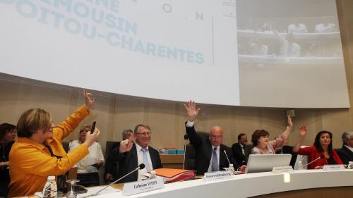 """La région Aquitaine-Limousin-Poitou-Charentes rebaptisée """"Nouvelle Aquitaine"""""""
