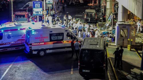 DIRECT. Attentat à Istanbul : le bilan passe à 36 morts, le gouvernement turc accuse l'Etat islamique
