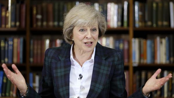 Theresa May : première invitée du président Trump