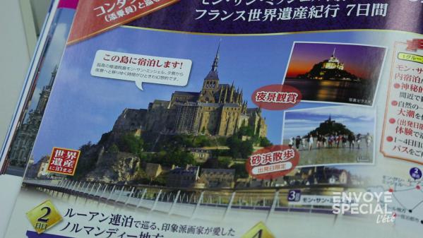 VIDEO. Envoyé spécial. Depuis les attentats, la France fait peur aux touristes japonais