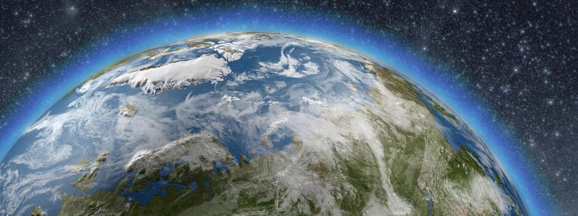 Le trou dans la couche d 39 ozone se r sorbe - Trou de la couche d ozone ...