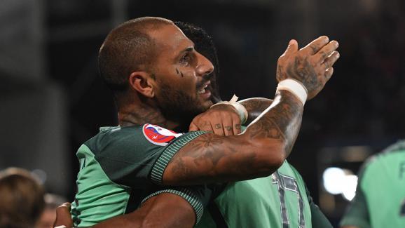 Euro 2016 ricardo quaresma le harry potter du foot qui a failli dispara tre de la s lection - Tatouage larme sous l oeil ...