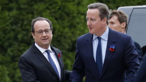 Commémoration de la bataille de la Somme : le symbole de l'union franco-britannique