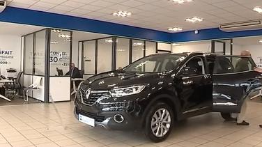 Économie : les ventes de voitures neuves ont bondi