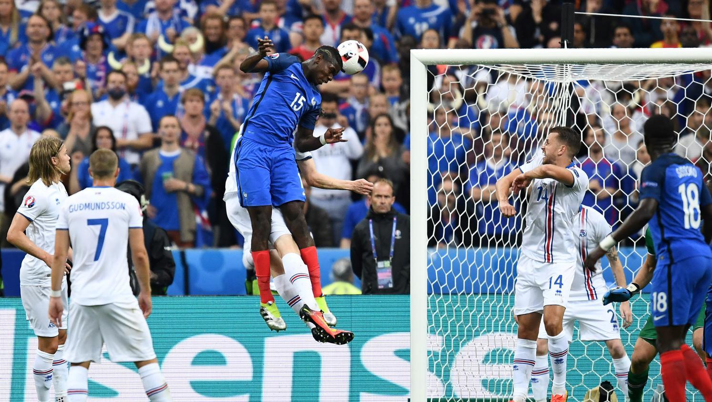 Euro 2016 : revivez le quart de finale France-Islande (5-2)