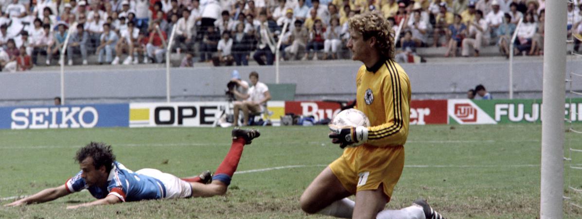 Euro 2016 parmi les grands france allemagne il n 39 y a - Finale coupe du monde 1986 ...