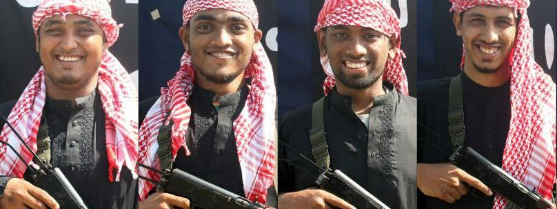 """Résultat de recherche d'images pour """"Le drapeau noir de l'Etat islamique"""""""""""