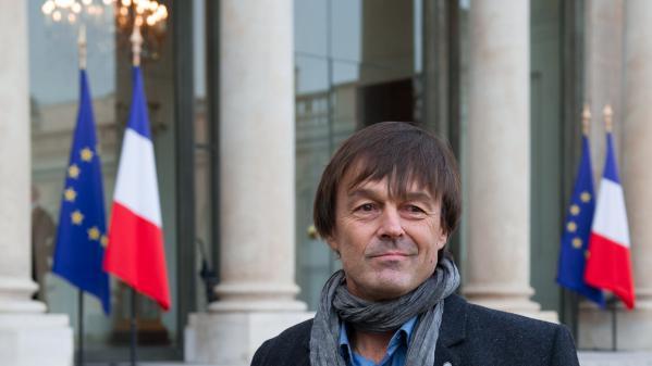 Ministre, candidat à la présidentielle... Nicolas Hulot, l'homme qui a failli