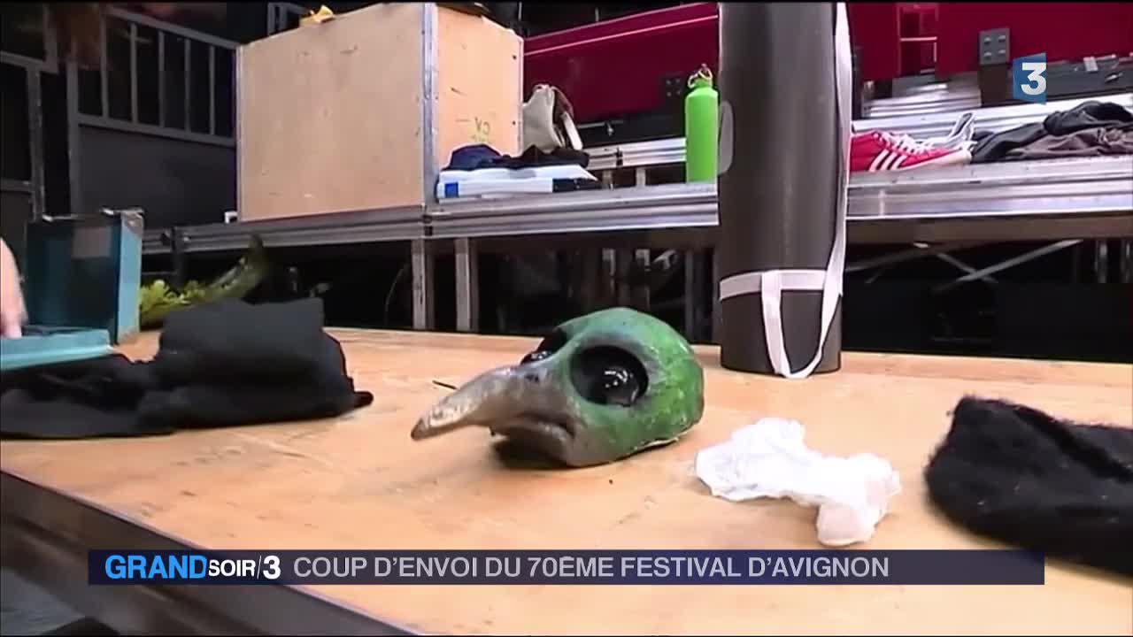 C 39 est parti pour le 70e festival d 39 avignon - Salon animaux avignon ...