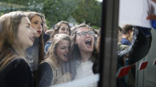 Le taux de réussite au baccalauréat atteint un nouveau record en 2016
