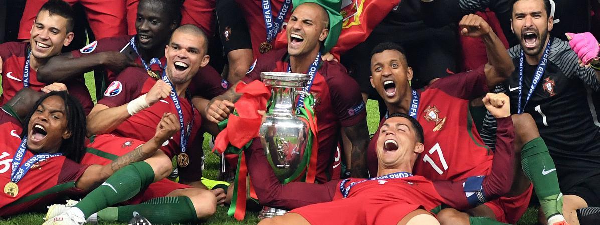 Euro 2016 Pourquoi La Victoire Du Portugal N Est Pas Volee
