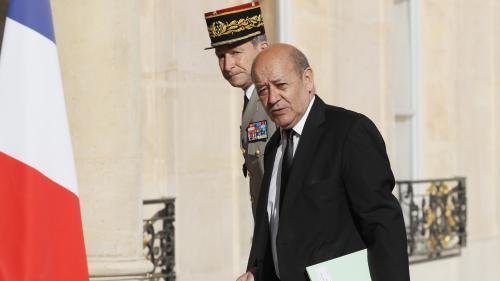 Reconquête de Mossoul : la France déploie son porte-avion Charles de Gaulle