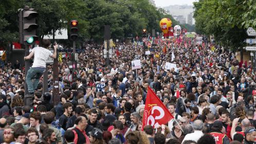 Croissance française : les mouvements sociaux auraient plombé l'économie