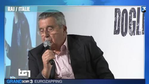 Eurozapping : un ex-ministre condamné en Italie, dopage d'État en Russie