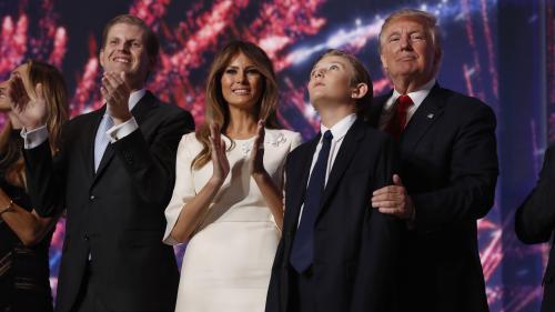 Les huit choses les plus folles vues à la convention républicaine