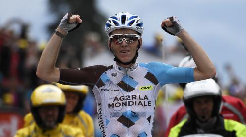 """Tour de France 2016 : """"Romain Bardet est entré dans le cœur des Français"""""""