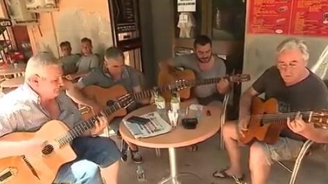 Festival : la Corse et la guitare