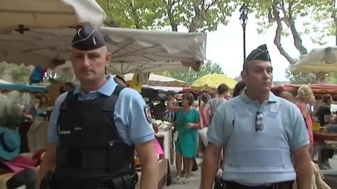 Sécurité : vaste opération à Saint-Tropez