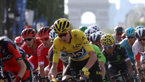 VIDEO. Greipel roi des Champs-Elysées, Froome remporte son troisième Tour de France