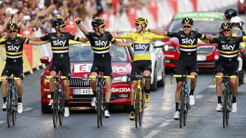 Tour de France : 21e et ultime étape